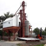Будівництво та монтаж зерноочисних комплексів