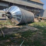 Охолоджувач зерна БВ-40