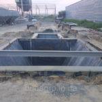 Реконструкція та виготовлення завальних ям